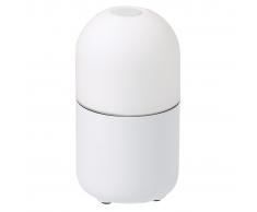 SMOOZ Bean lámpara de mesa/de noche blanca con LED 4503451