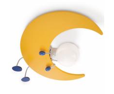 Philips Lunardo lámpara de techo infantil De 12W 230V