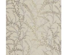 DUTCH WALLCOVERINGS Papel de pared ramas beige 02502-00