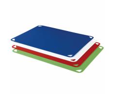Leifheit Set de tablas cortar 4 unidades Varioboard 03087