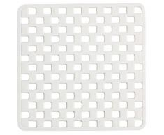 Sealskin Alfombrilla para bañera marca Doby 312003410,blanca 50 x 50cm