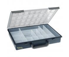 Raaco Caja organizadora Assorter 55 4x8 15 compartimientos 136211 de