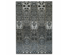 Overseas Alfombra Seattle 160x230 cm gris antracita
