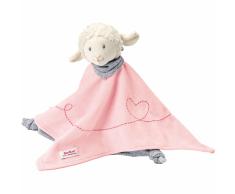 Käthe Kruse Muñeco de toalla Lamb Mojo rosa 0174902