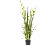 Emerald Emeral Planta hierba artificial pompón 120 cm 420286