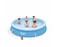 Bestway Conjunto de piscina Marin Fast redondo 366 cm 57274