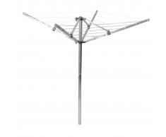 Camp Gear Tendedero aluminio gris 15m 6415180