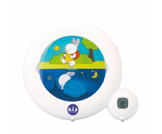 Claessens'Kids Temporizador dormir 3 en 1 Kid'SleepClassic blanco 0025