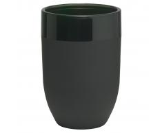 Sealskin vaso Bloom 361770419 (Negro)