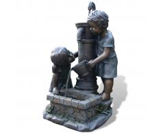 Ubbink Set fuente de agua para jardín Atlanta 1387016