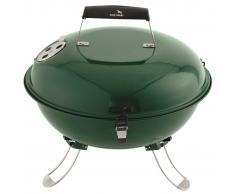 Easy Camp Barbacoa de carbón portátil Adventure verde 680195