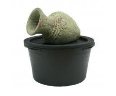 Ubbink Set fuente de agua para jardín Larissa 1308305