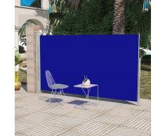 vidaXL Toldo lateral de jardín o terraza 180 x 300 cm azul