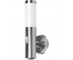 Ranex SMARTWARES Lámpara de pared con sensor 20 W cromada RX1010-38R-S