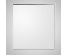 vidaXL Estor persiana enrollable 80 x 175 cm blanco