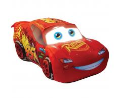 Disney Lámpara inclinable Cars roja WORL320024