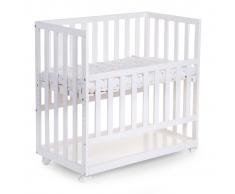 CHILDWOOD Cuna 50x90 cm haya blanco BSCNSG