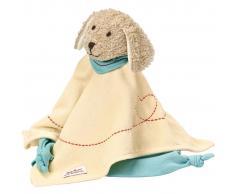 Käthe Kruse Muñeco de toalla Dog Sammy marrón 0174904
