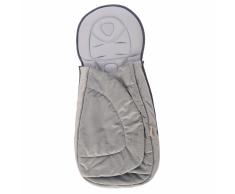 Bo Jungle Nido manta para bebé B-Comfort gris B300600