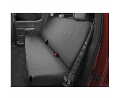 WeatherTech Protector asiento coche 142,2x45,7x50,8cm negro DE2010CH