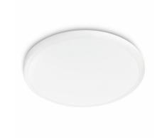 Philips Lámpara de techo LED myLiving Twirly blanca 12 W 318143116