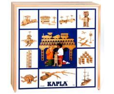 Kapla Tablones de madera 100 piezas KAPL172101