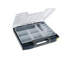 Raaco Caja organizadora Boxxser 55 6x6 12 compartimientos 138338 de