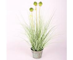 Emerald Planta artificial allium 53 cm verde 418175