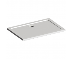 Get Wet by Sealskin plato de ducha rectangular empotrable 60431209610