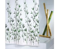 RIDDER Cortina de ducha Bambus tela 180x200 cm 47305