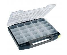 Raaco Caja organizadora Boxxser 55 5x10 25 compartimientos 134873 de