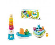 Smoby Set de juguetes para bebé Cotoons 110408