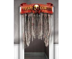 Decoración puerta Halloween Única