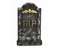 Decoración lápida Halloween Única