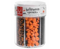 Tarro decoración azúcar Halloween Única