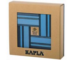 Kapla Set de 40 tablones madera azul KAPL172107