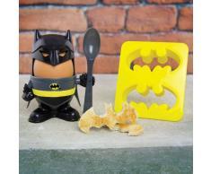 Batman Huevera y Cortador de Tostadas Batman