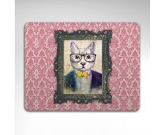 Mantel individual Gato - Regal Pink