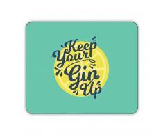 Mantel individual Keep Your Gin Up