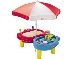 Little Tikes Mesa de arena y agua para niños 510960