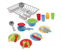 Playgo Juego de utensilios cocina y vajilla 23 piezas 3119