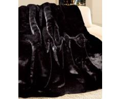 Gözze 40079-1502 Manta, Acrylic, Negro, 155 x 200 cm