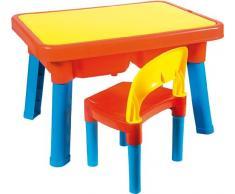 Androni Giocattoli 8901-0000 - Mesa de actividades infantil con silla (sin acceso)