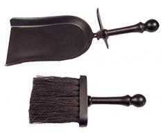 Imex El Zorro 70410 - Set de pala y escobilla para chimenea