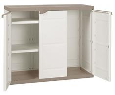 Armario de pl stico compra barato armarios de pl stico online en livingo - Armarios de plastico para ropa ...