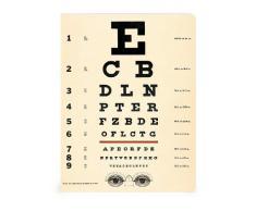 Cavallini – Vintage vitrina imágenes Diseño Cuaderno Set