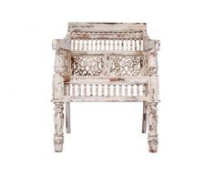 Chicandclic - Butaca Shabby Chic, Muebles y decoración Shabby Chic, Bohemia, Vintage, Industrial
