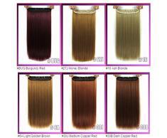 Diseño de Kobe Bryant sofá de piel! 55,88 cm kit de accesorios de diseño de mujer con pelo piezas de la clase de termohigrómetros, un efecto seda en de apoyo recta de carcasa rígida con enganche de diseño de mujer con pelo
