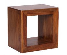 Wohnling WL1.206 - Estante (88 cm, madera maciza)