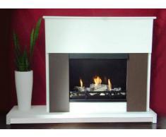 Gel Chimenea Nicole Luxus / BBT-10001220 / Para el uso con el Fuego-Gel o Bio-Etanol / Por último: Bienes Fuego - NO cenizas, polvo o humo! / Chimeneas